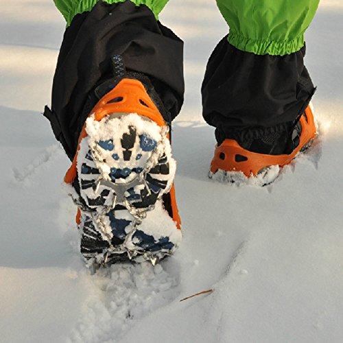 8-Pics-dhiver-de-traction-Pro-Grips-Paire-de-chaussures--crampons-antidrapants-pour-neige-et-glace