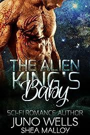 The Alien King's Baby: Sci-fi Alien Romance (Bonus Story: Trouble)