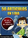 50 Articulos en 1 Dia