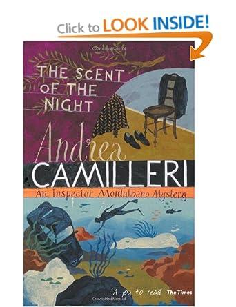 The Scent of the Night - Andrea Camilleri