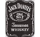 JACK DANIELS XXL Backpatch Tennessee Whiskey Old No 2 5 7 Iron on Patch Badge Insignia