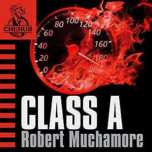 Cherub: Class A Audiobook