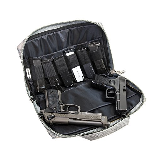 Vism by Ncstar Discreet Pistol Case - Digital Camo - CPD2903