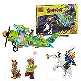 Scooby Doo Dog Mystery Plane Adventures Building Block