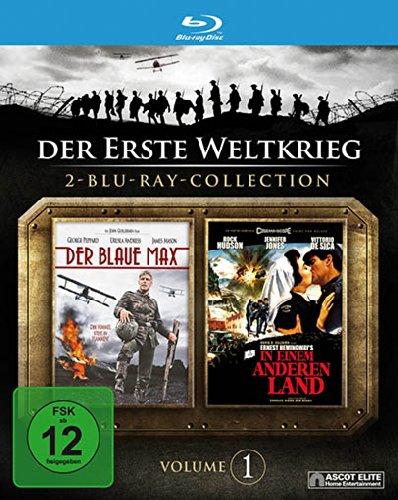 Der erste Weltkrieg - Vol. 1 - Der blaue Max / In einem anderen Land [2 Blu-rays]
