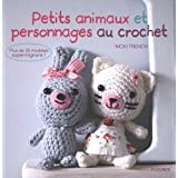 Petits animaux et petits personnages au crochetpar Nicki Trench