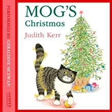 Mog's Christmas Audiobook by Judith Kerr Narrated by Geraldine McEwan