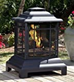 Fire Sense Rectangle Pagoda Patio Fireplace - DSD533210