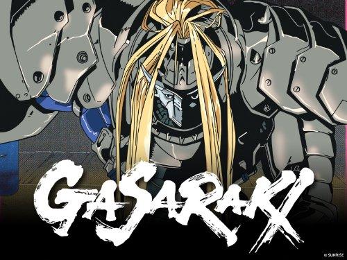 Gasaraki Season 1