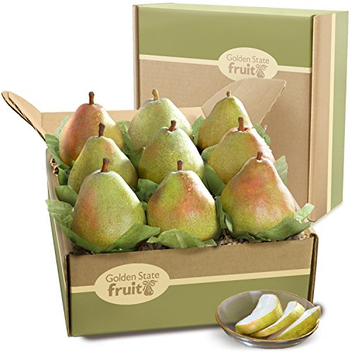 Golden State Fruit Imperial Comice Pears Deluxe
