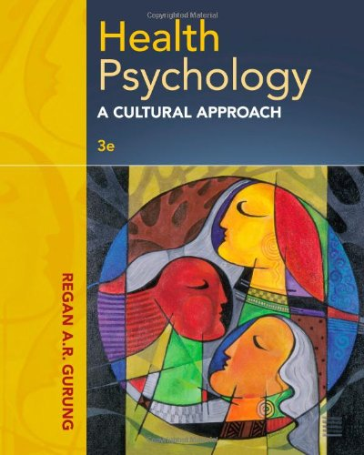 Health Psychology: A Cultural Approach