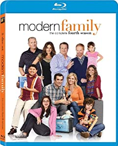 Modern Family: The Complete Fourth Season [Blu-ray]