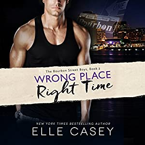 Wrong Place, Right Time Audiobook