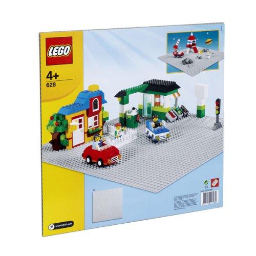 519y8O8OECL Cheap Buy  LEGO Building Plate Grey 628