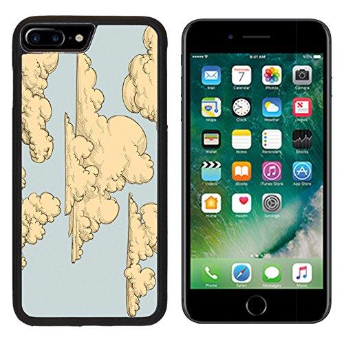msd-premium-apple-iphone-7-plus-aluminum-backplate-bumper-snap-case-vintage-clouds-image-10086975