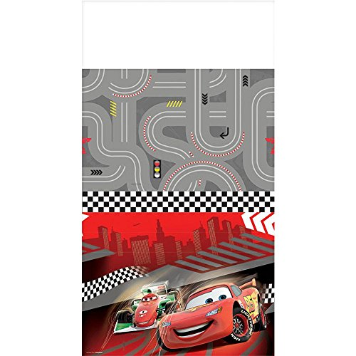Disney Cars Table Cover (Each) - 1