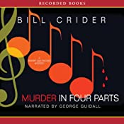 Murder in Four Parts: A Dan Rhodes Mystery | Bill Crider