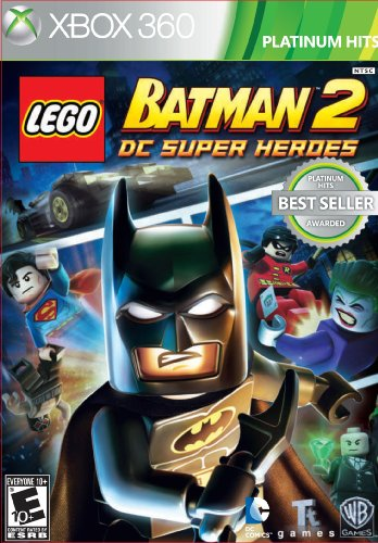 LEGO Batman 2: DC Super Heroes - Xbox 360 Amazon.com