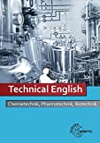 Image de Technical English - Chemietechnik, Pharmatechnik, Biotechnik