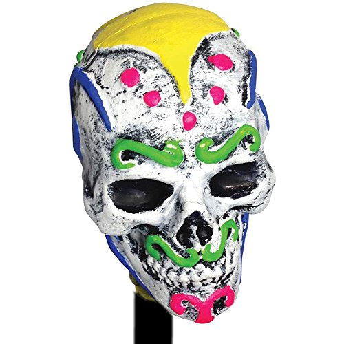 Day of the Dead Sugar Skull Cane