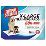 Simple Solution Dog Training Pads, 50...
