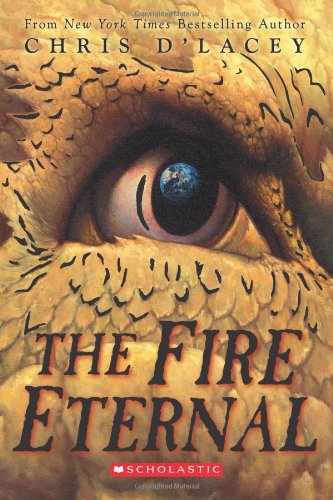 Cover of The Fire Eternal (The Last Dragon Chro)
