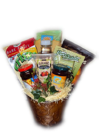 No Sugar Added Healthy Gift Basket
