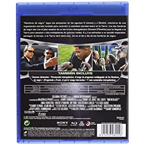 Men In Black I [Blu-ray] [Import espagnol]