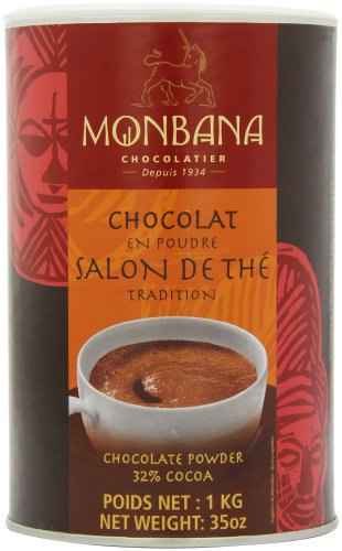 Monbana Salon De The 1 Kg