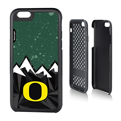 Oregon Ducks Iphone 6 Rugged Case Peak Ncaa