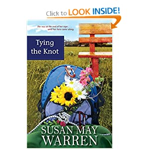 """Tying the Knot"" by Susan May Warren :Book Review"