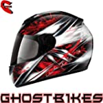 LS2 FF351 Wolf - Motorrad-Helm - Inte...