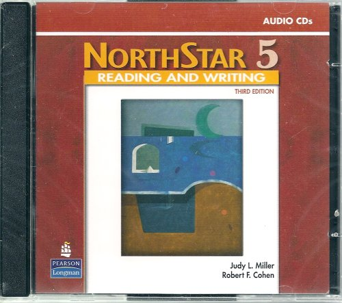 NorthStar Reading and Writing 5, Third Edition (Classroom Audio CDs)