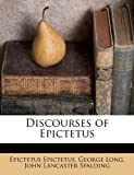 img - for Discourses of Epictetus book / textbook / text book