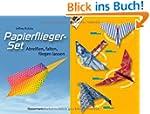 Papierflieger-Set: Abrei�en, falten,...