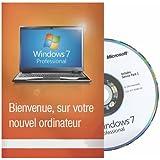Windows 7 Professionnel 64 Bit - FRANCAISE - MAR