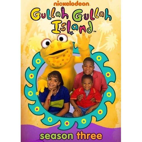 Amazon.com: Gullah Gullah Island: Season 3 (2 Discs)