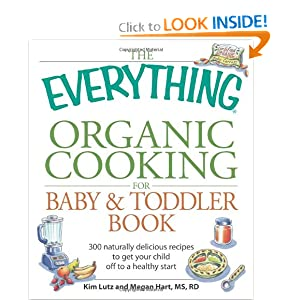 cooking organic baby food