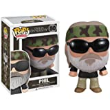Funko POP Television Phil Robertson Duck Dynasty Vinyl Figure