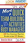 More Quick Team-Building Activities f...