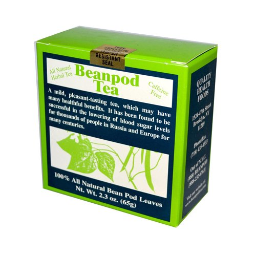 Beanpod Tea Beanpod Tea Large 2.3 oz ( Multi-Pack)