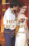When Marrying a Duke...