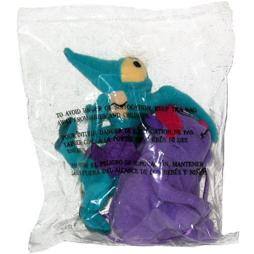 Hercules Pain And Panic Catalog - Disney Mini Bean Bag Plush