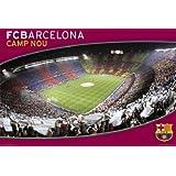 1art1 51535 Poster Football F.C. Barcelona Camp Nou Stade 91 x 61 cm