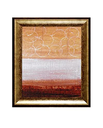 Lisa Carney Avr2812 Framed Giclée On Canvas