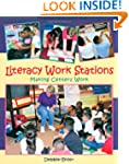 Literacy Work Stations: Making center...