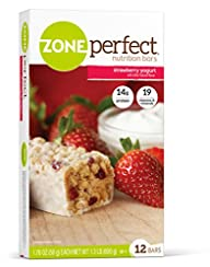 ZonePerfect Nutrition Bars, Strawberr…