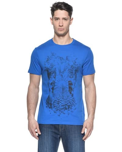 Billabong Tee Shirt Legacy Ss [Blu Royal]