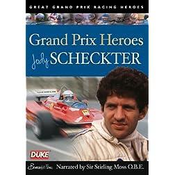 Jody Scheckter Grand Prix Hero