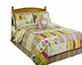 ZZ Kids Kimberly 4-Piece Twin Quilt Set